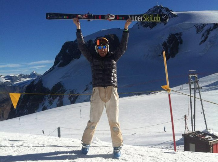 Zermatt e Cervinia battezzano il GSR SuperSkiLab